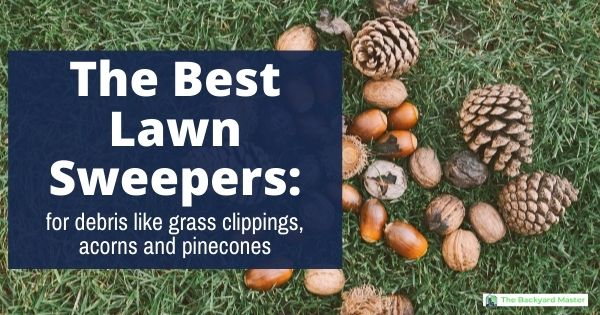 The best lawn sweepers