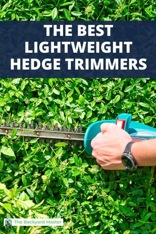CORDLESS LIGHTWEIGHT HEDGETRIMMER