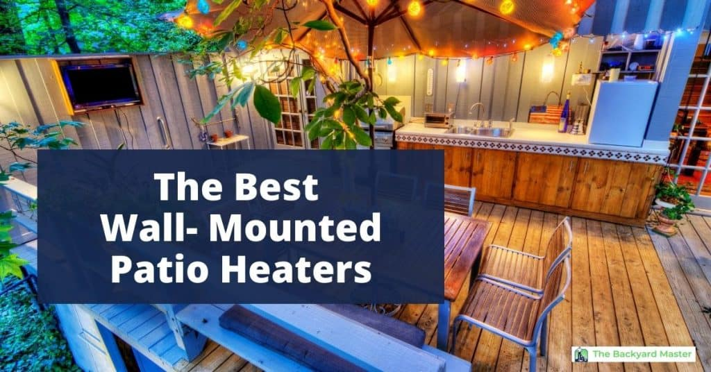The best wall mounted patio heaters