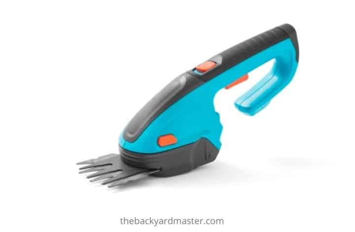 cordless grass clippers